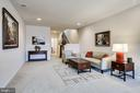 Put this fully finished lower level to good use - 44536 STEPNEY DR, ASHBURN