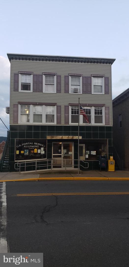 4 世帯用アパート のために 売買 アット Kulpmont, ペンシルベニア 17834 アメリカ