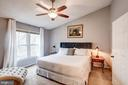 Master Bedroom - A Very Relaxing Retreat! - 1614 OAK SPRING WAY, RESTON