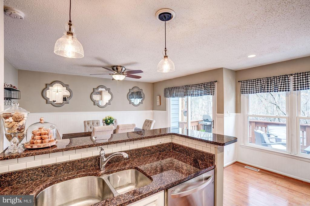 Kitchen - A Chef's Delight! - 1614 OAK SPRING WAY, RESTON