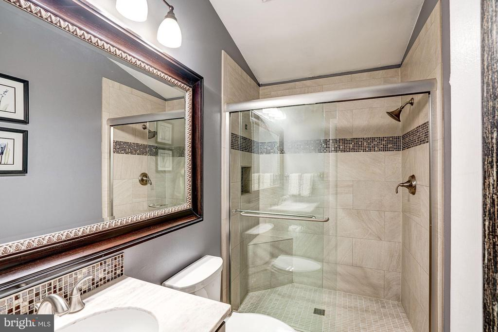 Master Bathroom - Gorgeous Renovation! - 1614 OAK SPRING WAY, RESTON