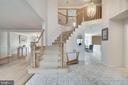 Foyer - 19800 HELMOND WAY, MONTGOMERY VILLAGE