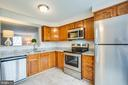 Stainless steel appliances, refurbished cabinets - 304 SEDGWICK CT, STAFFORD