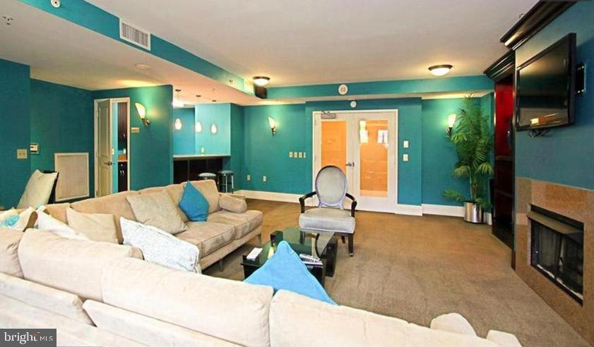 party room - 555 MASSACHUSETTS AVE NW #202, WASHINGTON