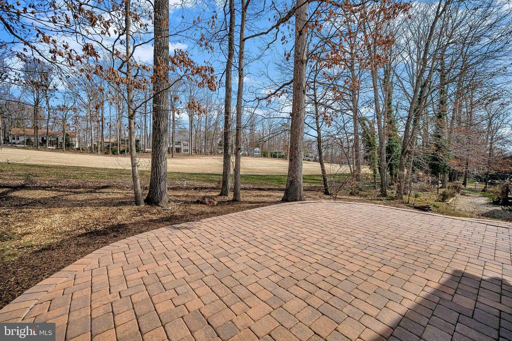 Your view as you sit on your patio relaxing. - 200 SAND TRAP LN, LOCUST GROVE