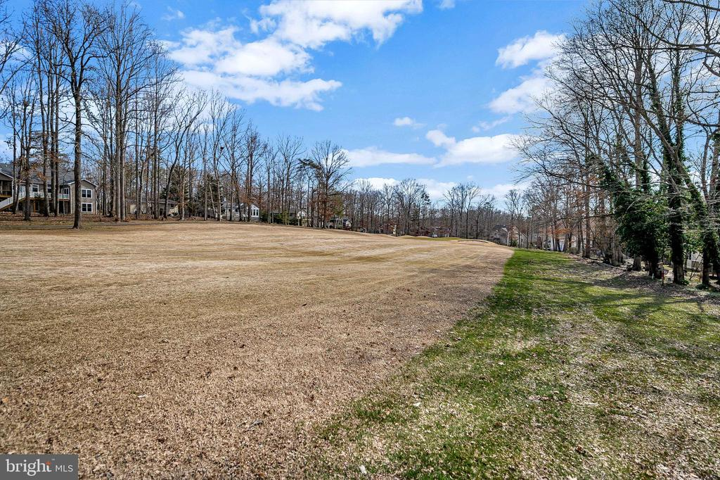 A beautiful view of the golf course. - 200 SAND TRAP LN, LOCUST GROVE
