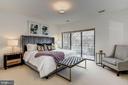 Master Bedroom - 5201 WISCONSIN AVE NW #401, WASHINGTON