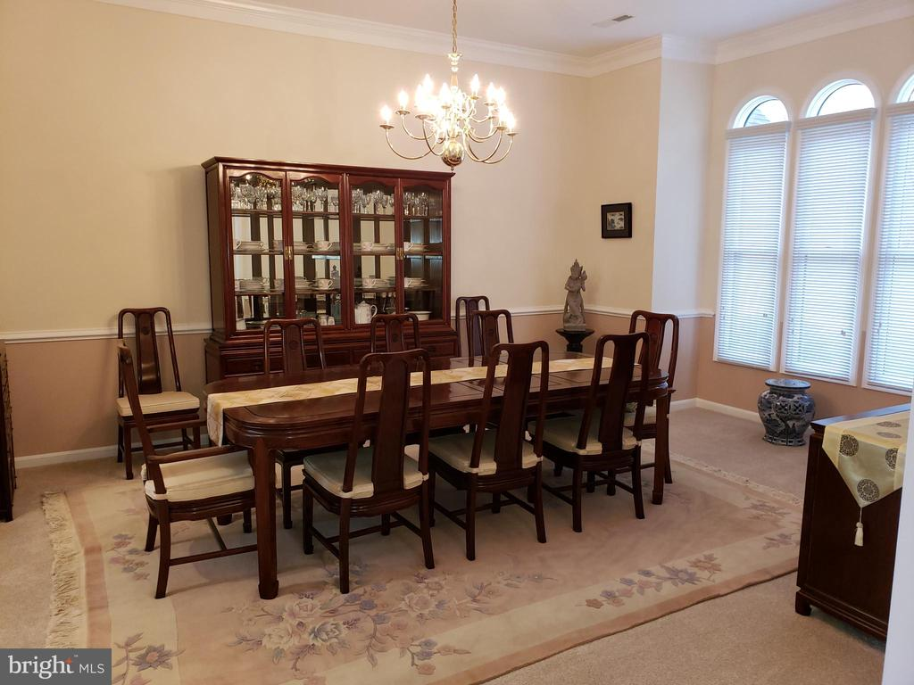 Formal Dining Room - 6505 MATTHEW LN, MINERAL
