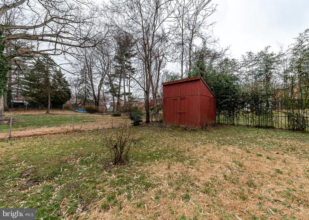 Rear Shed - 6003 DAREL ST, SUITLAND