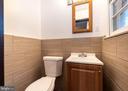 Owners Half Bath - 6003 DAREL ST, SUITLAND