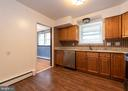 Kitchen - 6003 DAREL ST, SUITLAND