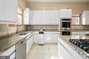 Expansive, eat-in kitchen, professional appliances - 2344 S ST NW, WASHINGTON