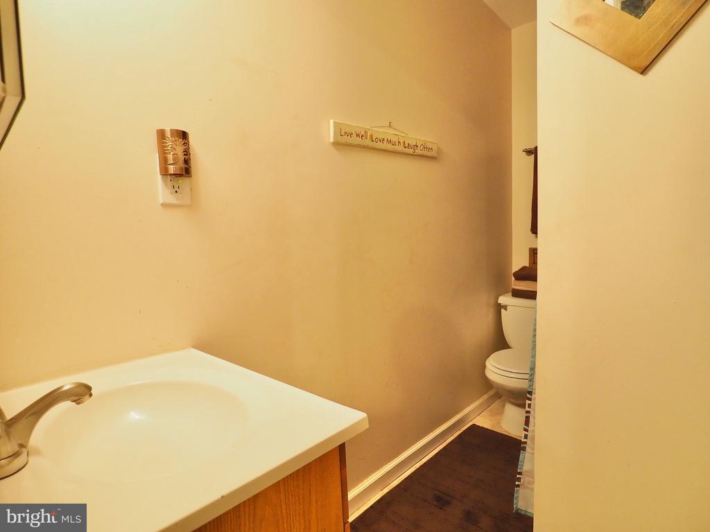 Lower Level Full Bathroom - 70 DENT RD, STAFFORD