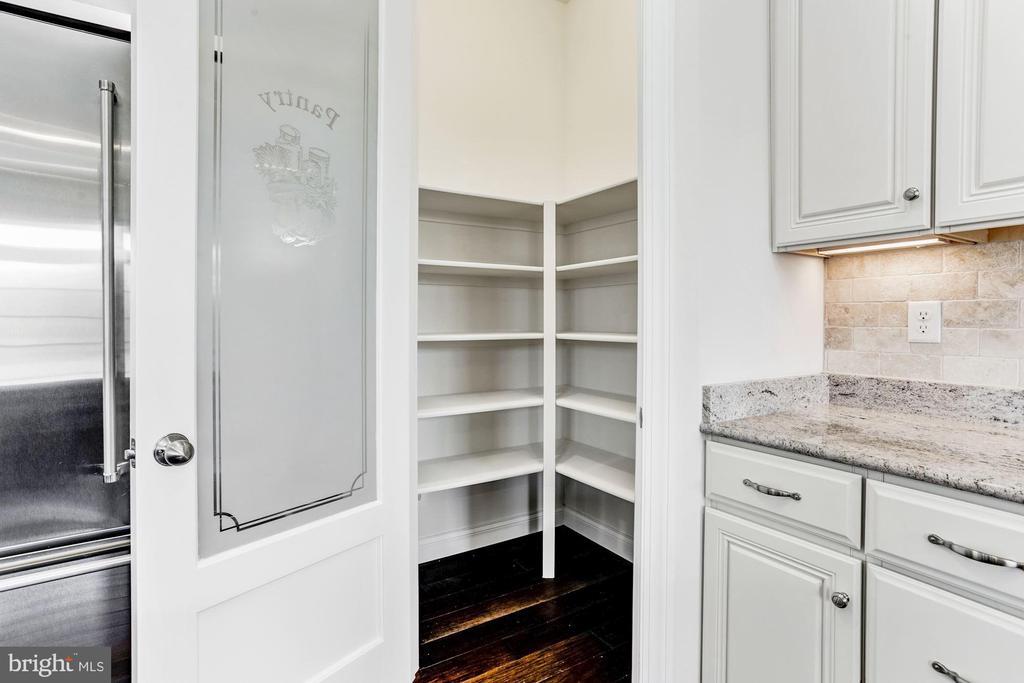 Kitchen Walkin Pantry - 11022 BLEVINS DR, CLARKSVILLE