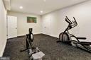 Lower Level Exercise Room - 11022 BLEVINS DR, CLARKSVILLE