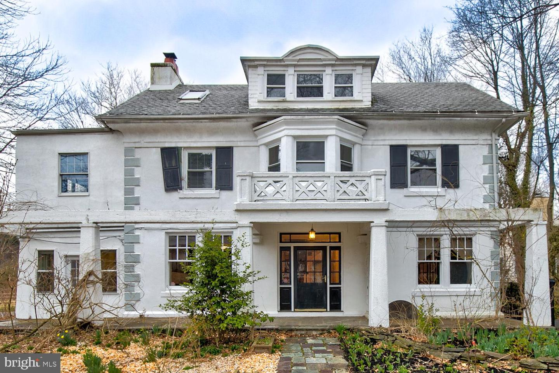 Single Family Homes για την Πώληση στο Swarthmore, Πενσιλβανια 19081 Ηνωμένες Πολιτείες