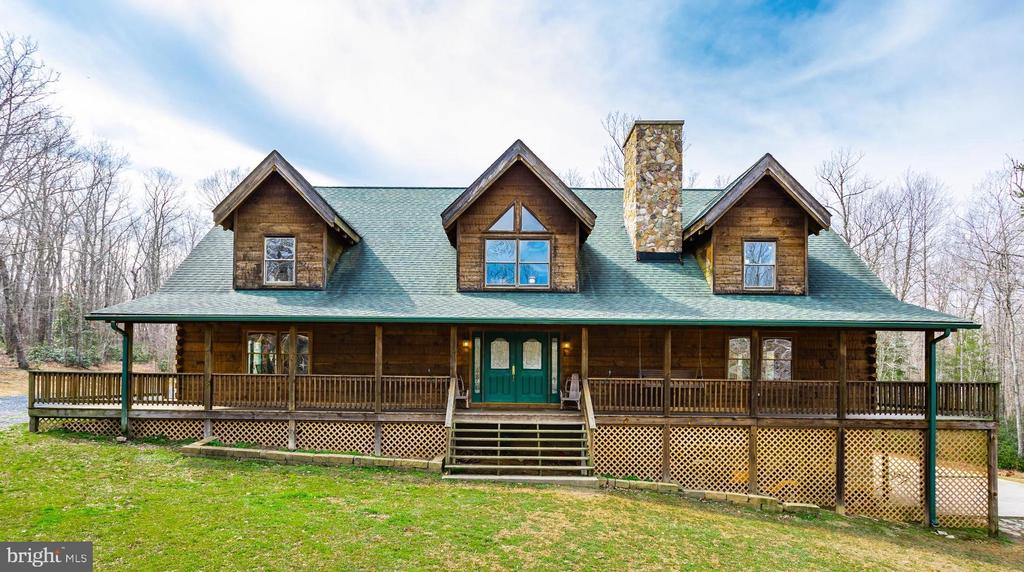 Welcome to your log home on Hummingbird Lane - 33150 HUMMINGBIRD LN, LOCUST GROVE