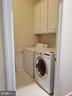Laundry  Room on Upper lever - 18213 CYPRESS POINT TER, LEESBURG