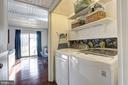 Laundry Room - 7924 RUSTLING BARK CT, ELLICOTT CITY