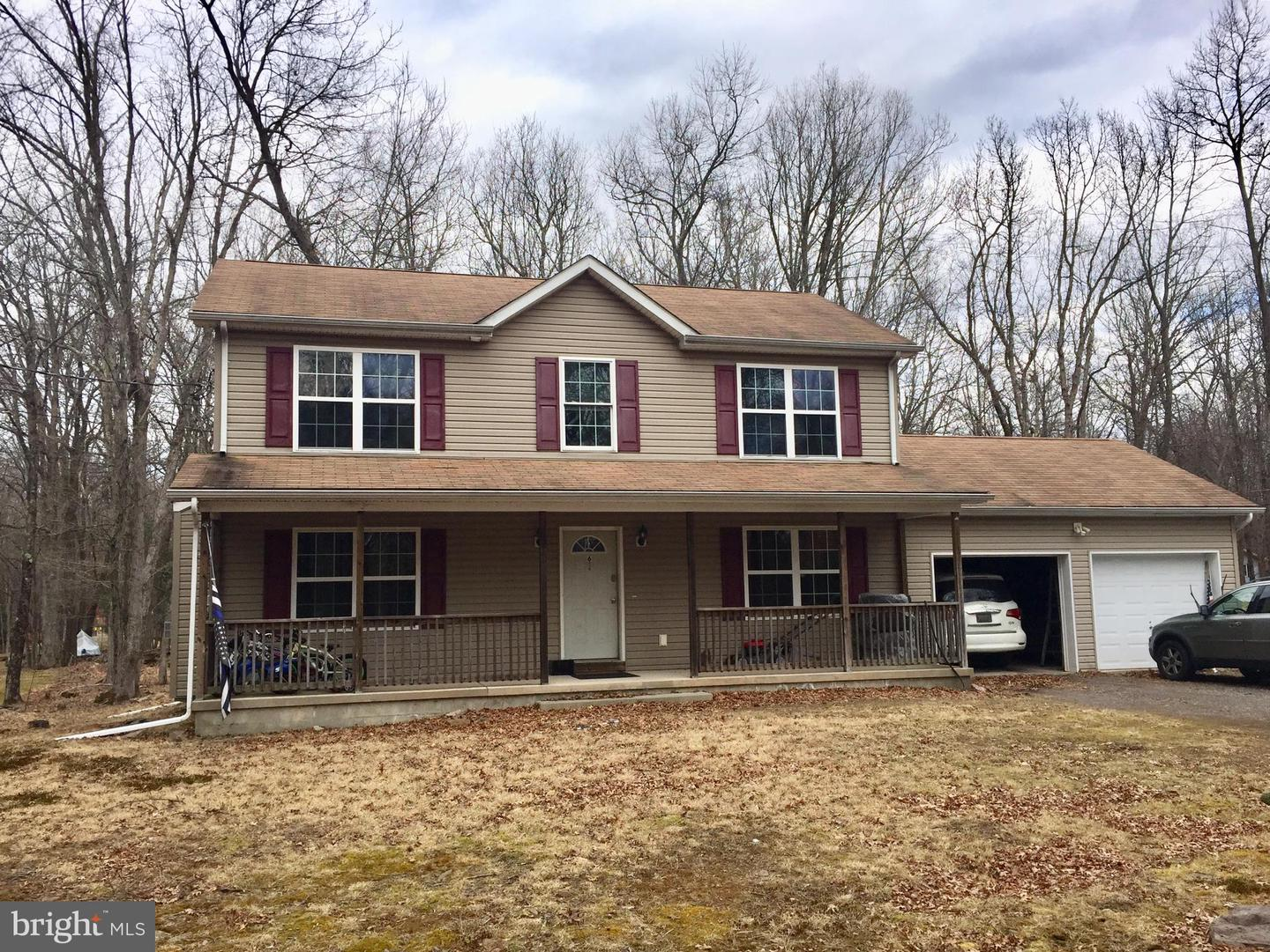 Single Family Homes por un Venta en Albrightsville, Pennsylvania 18210 Estados Unidos
