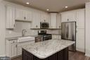 Duval Kitchen - 23255 MILLTOWN KNOLL SQ #108, ASHBURN