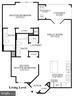 Duval Floorplan - 23255 MILLTOWN KNOLL SQ #108, ASHBURN