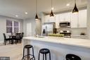 Dining Area/Breakfast Bar - 1838 PROVIDENCE ST NE #1, WASHINGTON