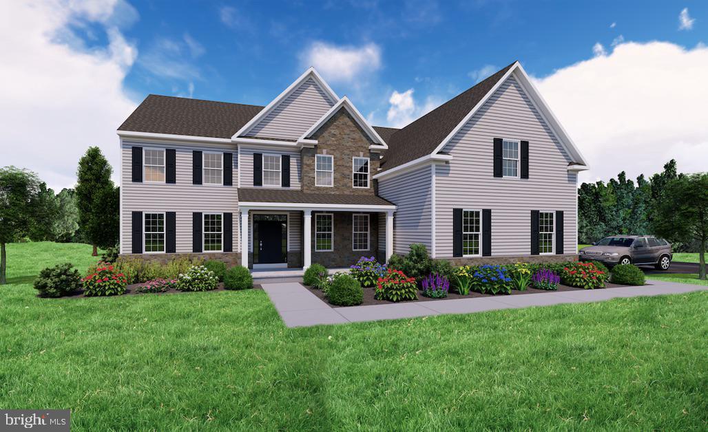 Single Family Homes pour l Vente à Coatesville, Pennsylvanie 19320 États-Unis