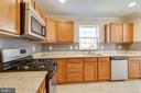 Kitchen with Stainless Steel Appliances - 3092 PONY RIDGE TURN, DUMFRIES