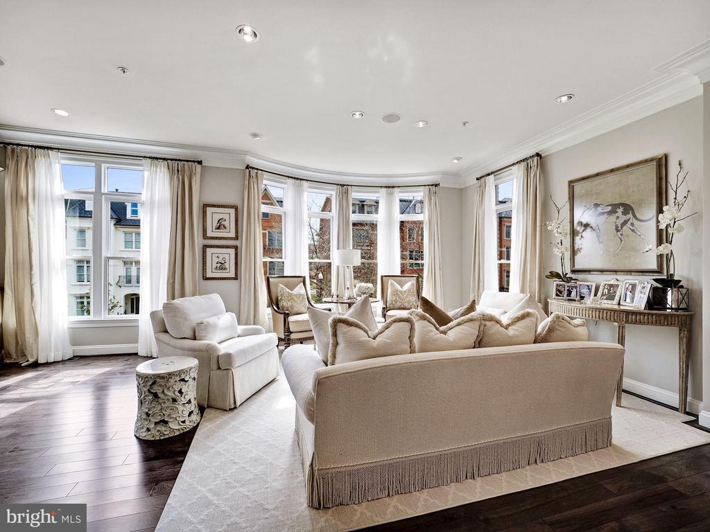 Living Room, Level 2 - 10869 SYMPHONY PARK DR, NORTH BETHESDA