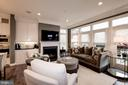 Family Room  off Kitchen, Level 2 - 10869 SYMPHONY PARK DR, NORTH BETHESDA