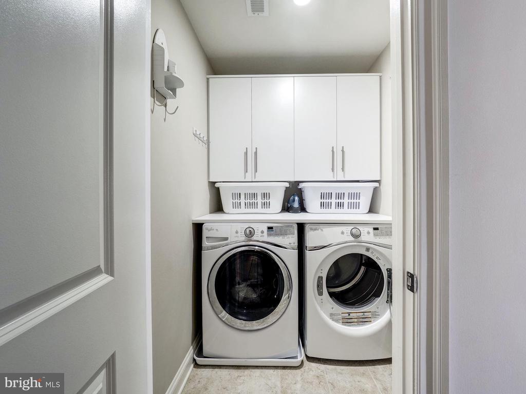 Laundry Room, Level 3 - 10869 SYMPHONY PARK DR, NORTH BETHESDA