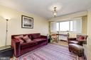 Third bedroom - 5100 DORSET AVE #505, CHEVY CHASE