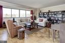 Light and Privacy on the 5th floor (PH) - 5100 DORSET AVE #505, CHEVY CHASE