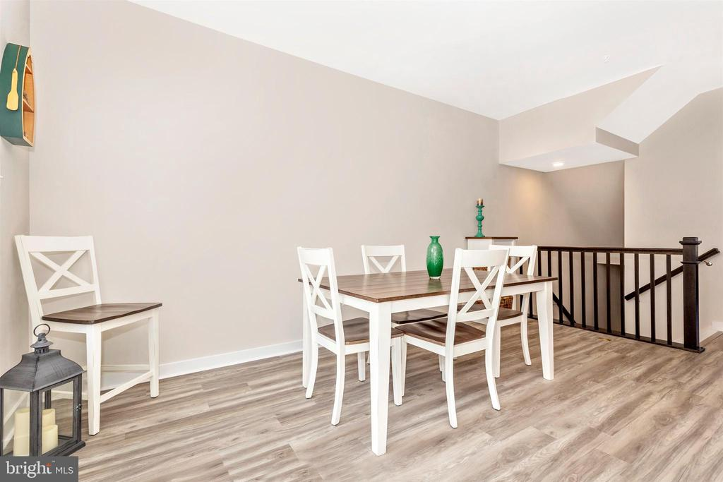 Upper Level 1-Dining Area - 823 BADGER AVE, FREDERICK