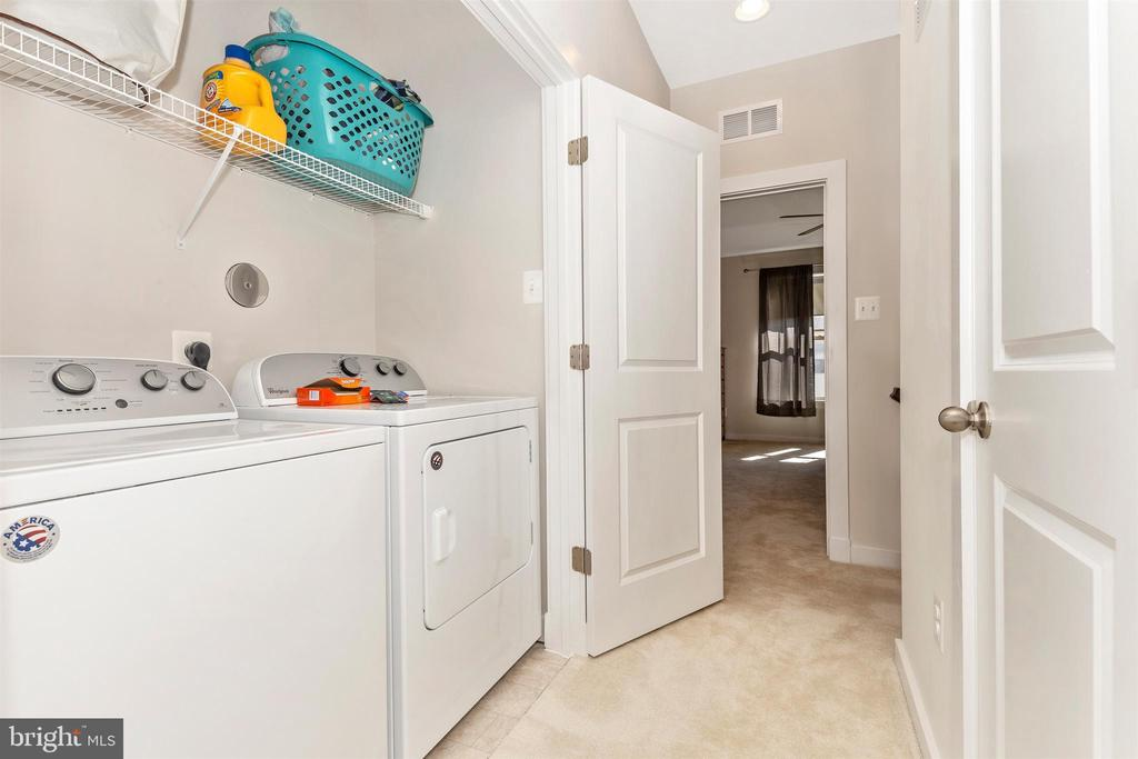 Upper Level 2-Laundry Room - 823 BADGER AVE, FREDERICK