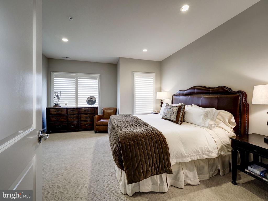 Bedroom 3, Level 3 - 10869 SYMPHONY PARK DR, NORTH BETHESDA