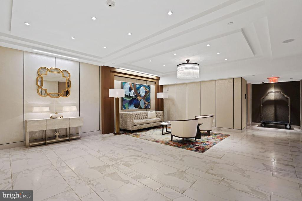 Stunning lobby - 930 ROSE AVE #PH2102, ROCKVILLE