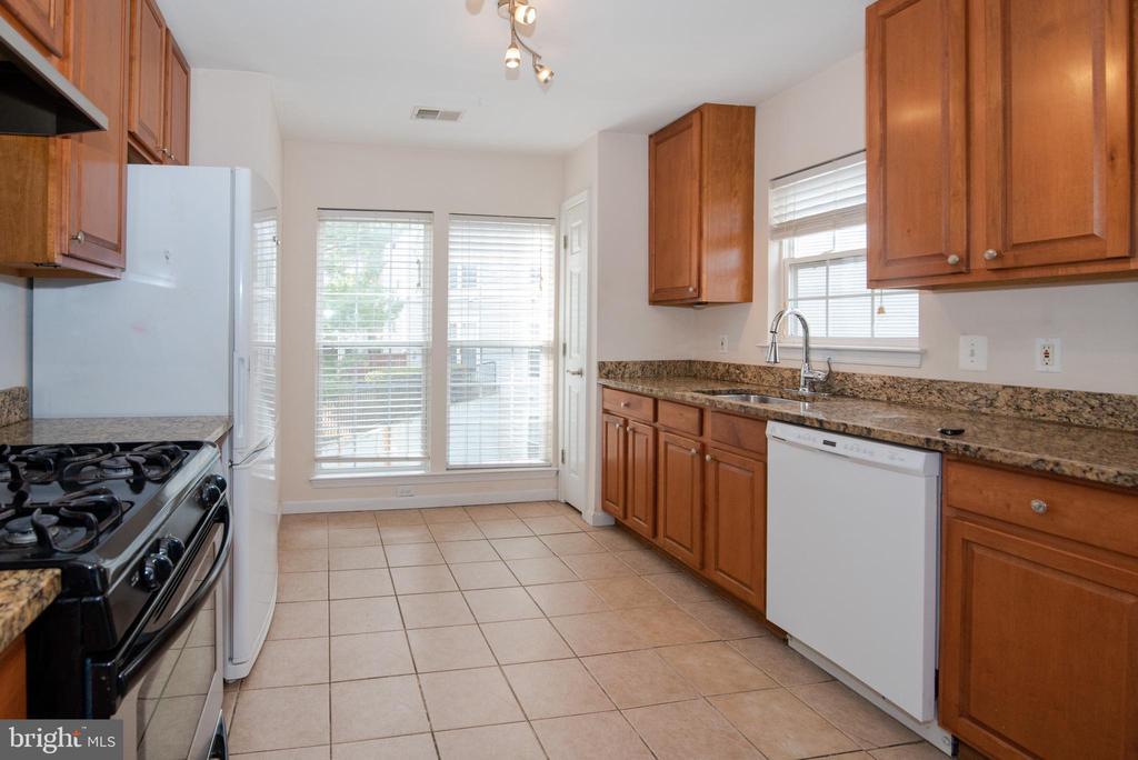 Kitchen - 18310 FEATHERTREE WAY #102-288, GAITHERSBURG