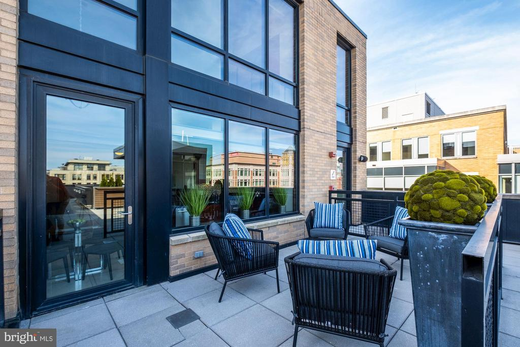 Large Private Terrace - 912 F ST NW #1106, WASHINGTON