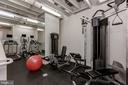Building Fitness Center - 912 F ST NW #1106, WASHINGTON