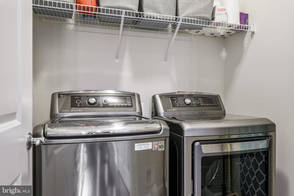 Laundry - 44267 MIMOSA GROVE SQ, LEESBURG