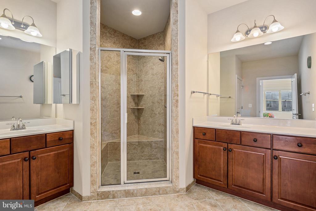 Master Bathroom - 44267 MIMOSA GROVE SQ, LEESBURG