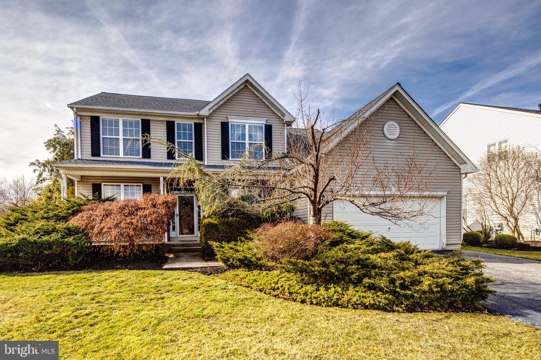 Single Family Homes por un Venta en Hightstown, Nueva Jersey 08520 Estados Unidos