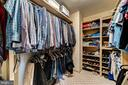 Three MBR closets - 7804 WINDY POINT CT, SPRINGFIELD