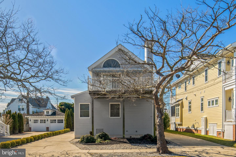 Single Family Homes per Vendita alle ore Stone Harbor, New Jersey 08247 Stati Uniti