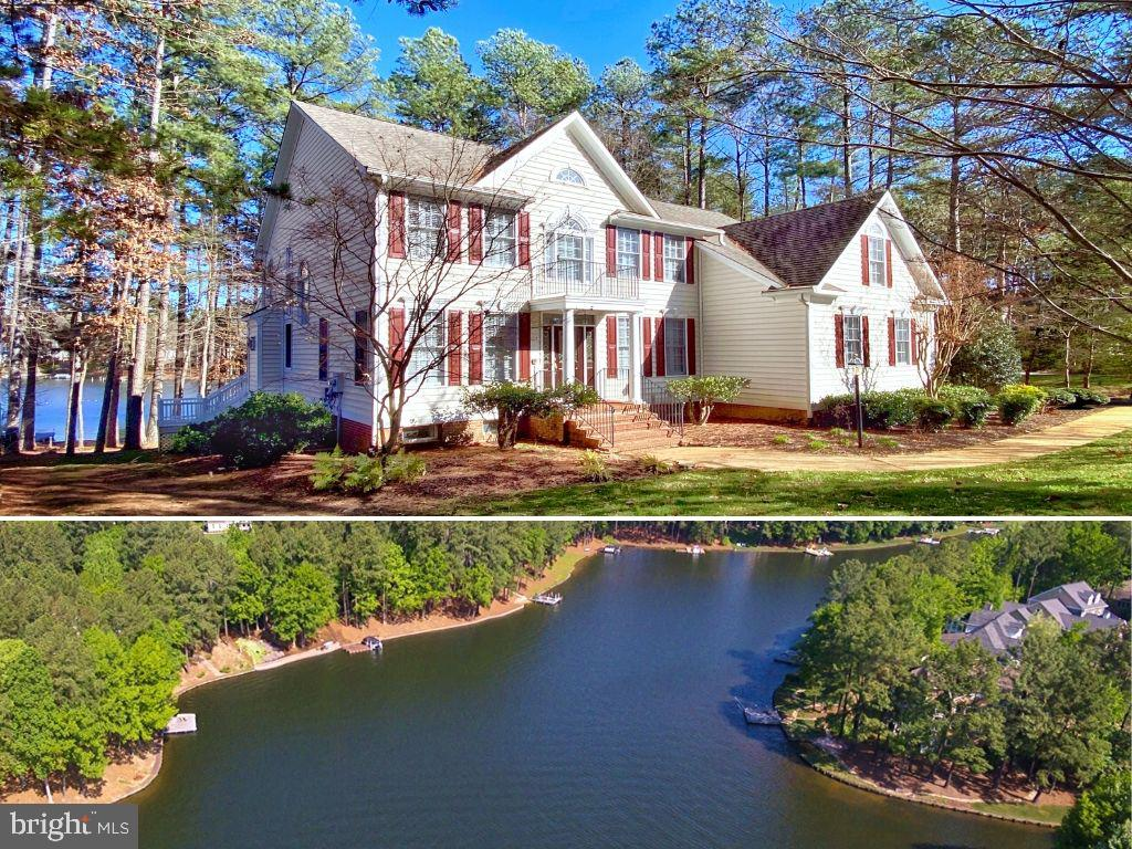 Beautiful Waterfront Home in Fawn Lake - 11519 GENERAL WADSWORTH DR, SPOTSYLVANIA