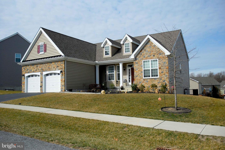 Single Family Homes για την Πώληση στο Avondale, Πενσιλβανια 19311 Ηνωμένες Πολιτείες