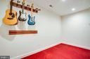 Flex room - safe room, wine room, NTC bedroom - 10408 LAUREL RIDGE WAY, FREDERICKSBURG