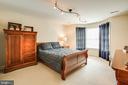 Secondary bedroom #2 - 10408 LAUREL RIDGE WAY, FREDERICKSBURG